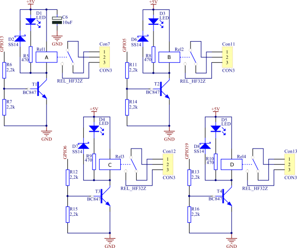 Nettemp Pi Hat - Kamamilabs com - Wiki